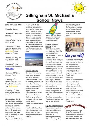 thumbnail of Gillingham-Newsletter-April-15